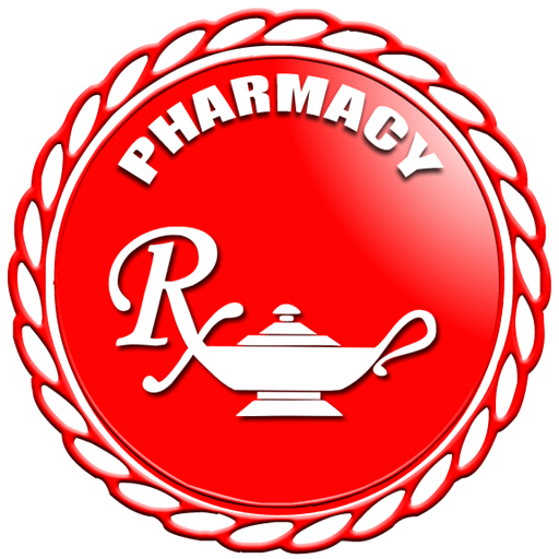 Pharmacy rx symbol clipart
