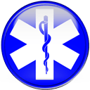 blue star of life symbol