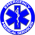 emergency medical services symbol