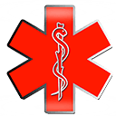 red star of life